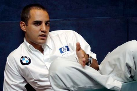 Juan Pablo Montoya im Interview