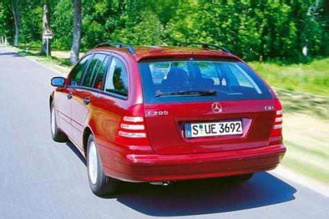 Mercedes-Benz C 200 CDI T Classic