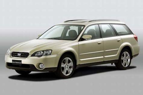 IAA-Neuheiten von Subaru