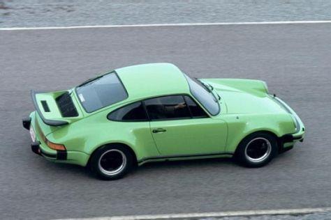 Porsche-Heckflügel