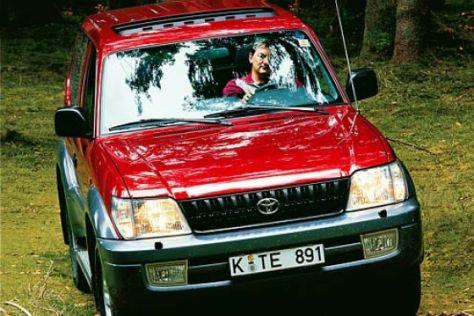 Toyota LandCruiser (1996-2003)