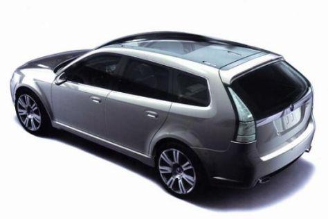 Neues Designkonzept von Saab