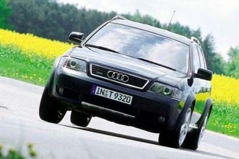 Audi allroad 4.2 V8 quattro