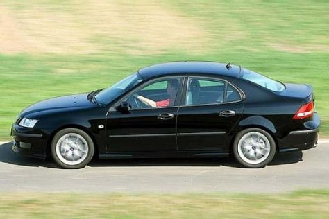 Saab 9-3 Sport Limousine 2.0 T Aero