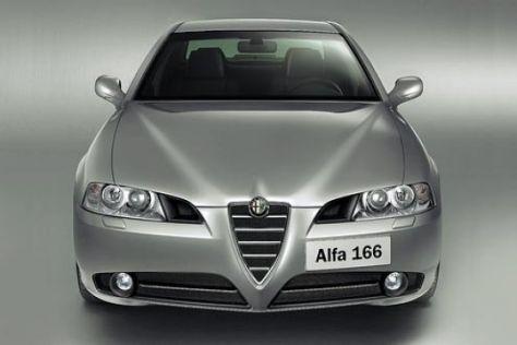 Alfa 166 und Alfa GT