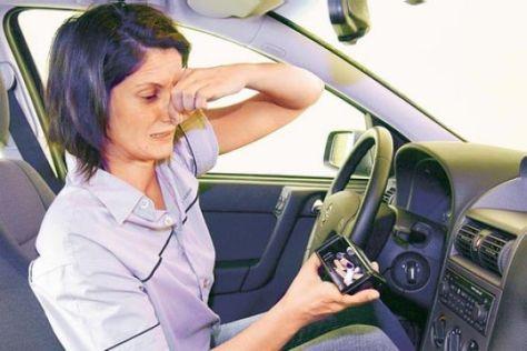 Wenn es im Wagen stinkt