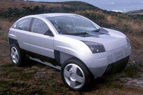 SUV-Konzept von Isuzu