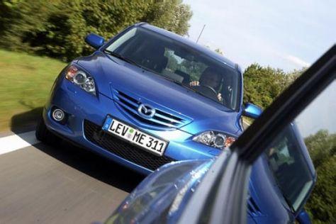 Fahrbericht Mazda3 Sport