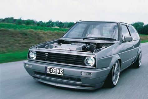 VW Golf II von Jürgen Lengler