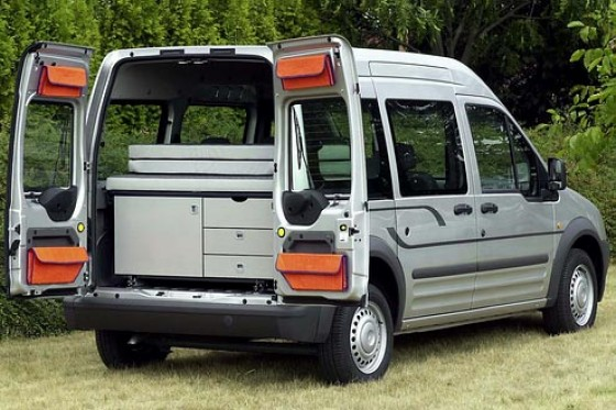ford tourneo connect euroline preiswerter wohn kombi. Black Bedroom Furniture Sets. Home Design Ideas