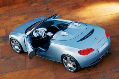 Roadster von VW