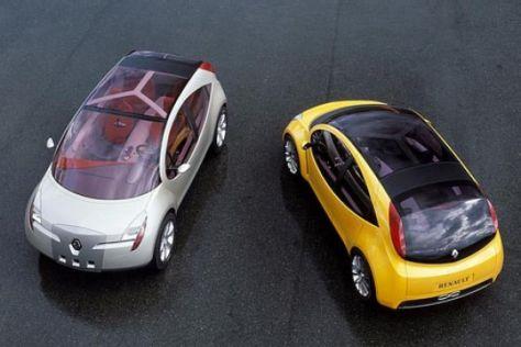 Renault-Studie Be Bop