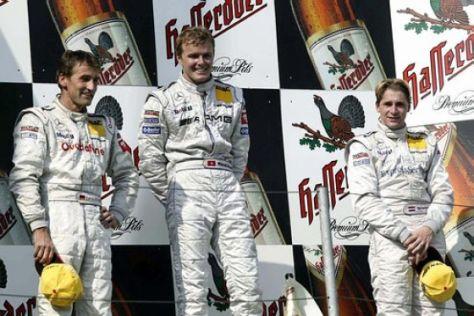 8. DTM-Rennen in Zeltweg