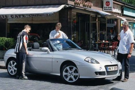 Fiat Barchetta Adria