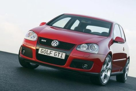 Designstudie VW Golf GTI