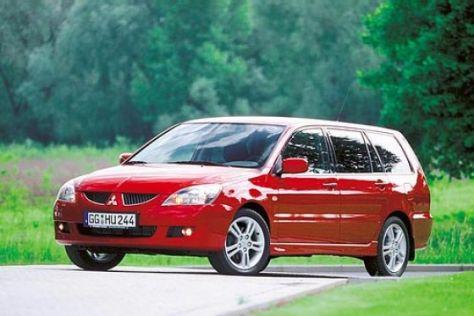 Fahrbericht Mitsubishi Lancer