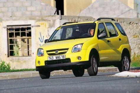 Fahrbericht Suzuki Ignis 1.5