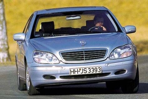 gebrauchtwagen-test: mercedes s-klasse (w220) - autobild.de