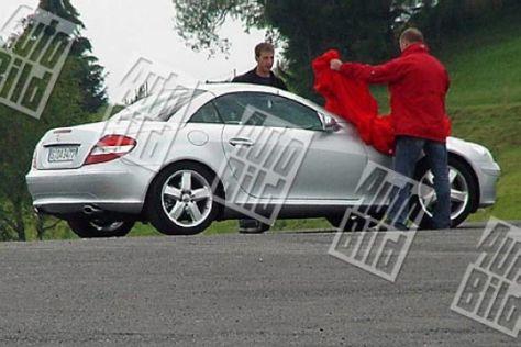 Mercedes-Benz SLK-Nachfolger