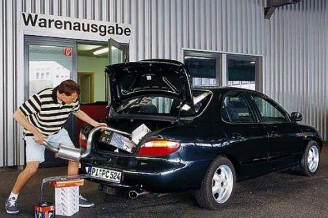 Hyundai Lantra (1991-2000)