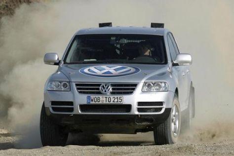 VW-Dakar-Projekt