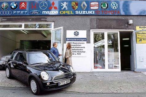 Mehr Wettbewerb im Autohandel