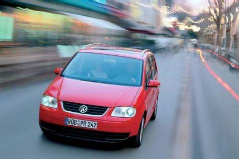 VW rüstet den Touran auf
