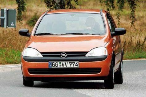 Opel Corsa C (ab 2000)
