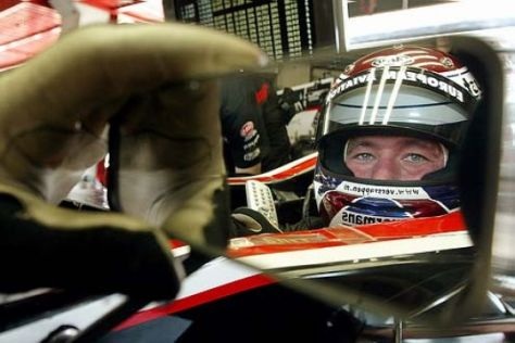 Interview mit Jos Verstappen