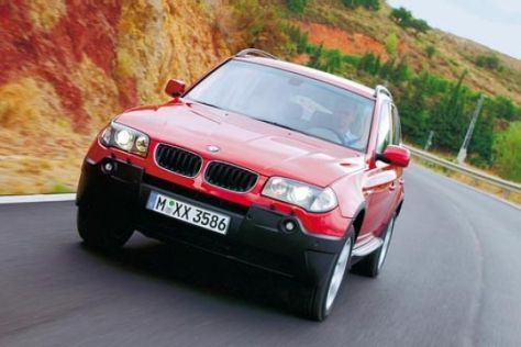 Fahrbericht BMW X3