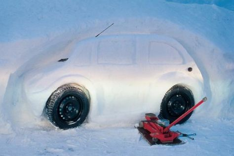 Winterreifen-Test 205/55 R 16 H
