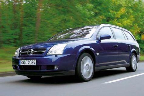 Opel Vectra Caravan