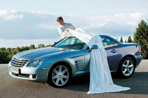 Chrysler Crossfire gegen Mercedes-Benz SLK