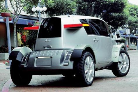 Design-Studie Jeep Treo