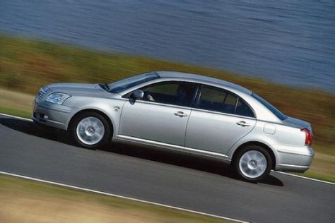 Avensis Diesel