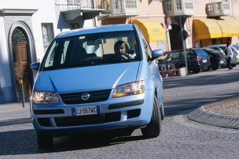 Fahrbericht Fiat Idea 1.9 Multijet