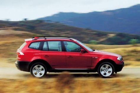 BMW X3 und X5