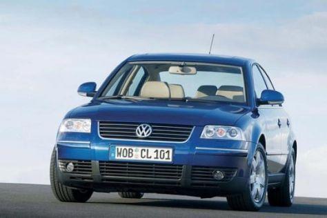 Leichtes Facelift bei VW