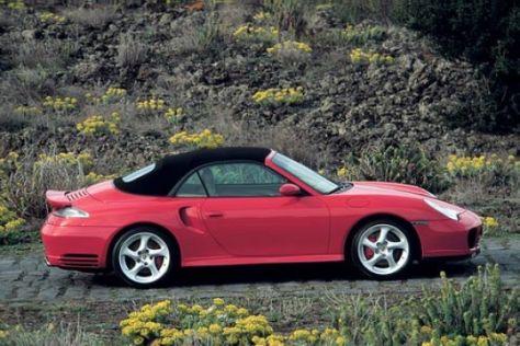 Kaufberatung Porsche 911 Turbo