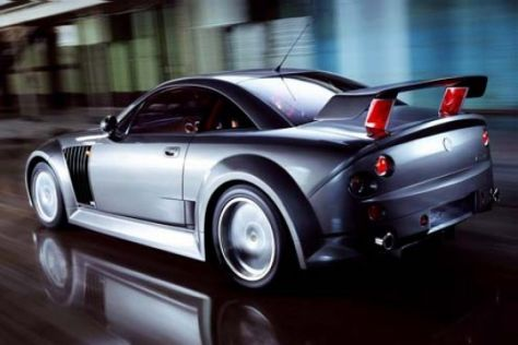 Verkaufsstart MG XPower SV