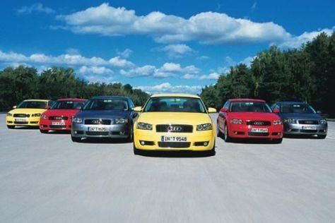 Kostenüberblick Audi A3