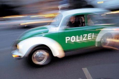 Neue Polizeiautos fürs Ländle