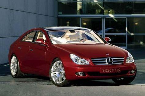"Mercedes-Benz baut ""Vision"""