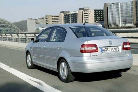 VW Polo Limousine