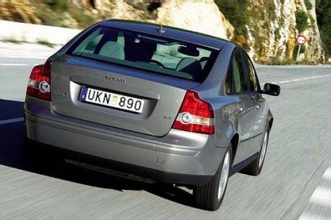 Fahrbericht Volvo S40