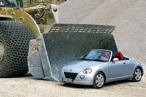 Kaufberatung Daihatsu Copen
