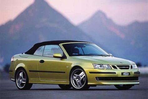 Saab 9-3 Cabrio von Hirsch Performance