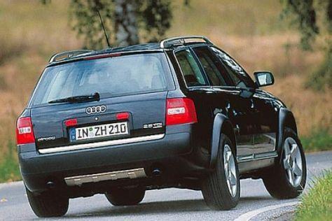 Audi allroad 2.5 TDI 120 kW