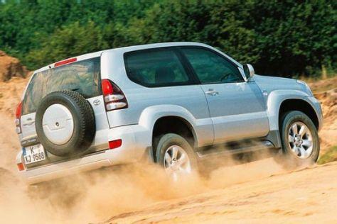 Toyota LandCruiser 3.0 D-4D