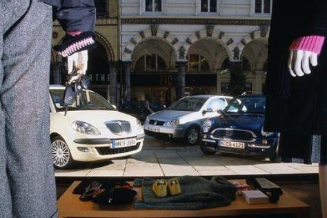 Drei elegante Kleinwagen im Vergleich